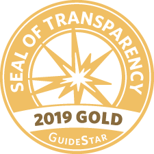 PRISMS Guidestar Gold Seal 2019